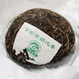 下関布朗沱茶 2010年