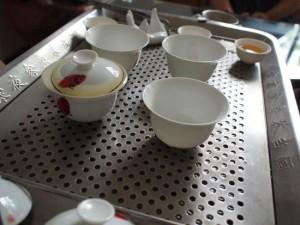 武夷岩茶工場