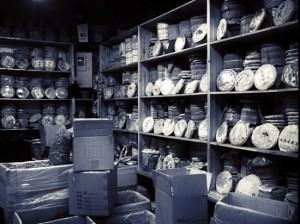 中国の茶市場