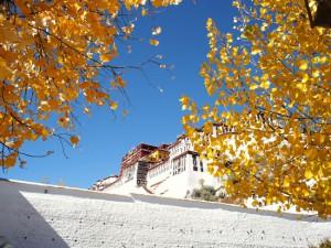 チベット・ラサ・ポタラ宮