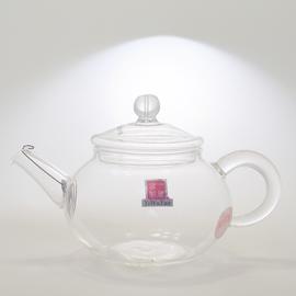 ガラス茶壺