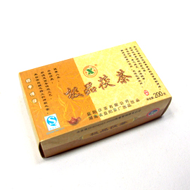 極品茯茶 2007