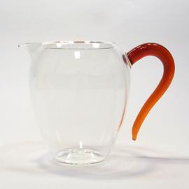 手吹きガラス 公道杯 茶海