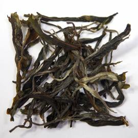 2017年 麻黒寨 喬木古樹茶