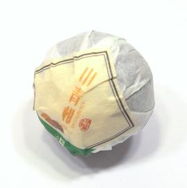 小青柑 白牡丹 2016