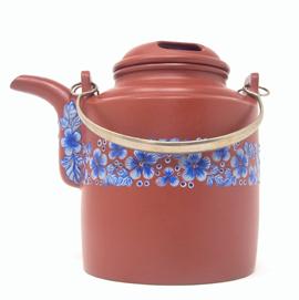 范忠平 青花洋桶壷