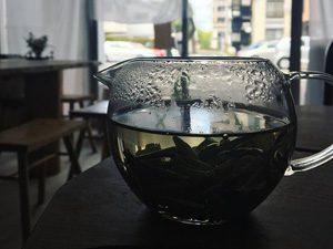 お茶の時間 雲間 kumoma